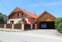 Rodinný doma a vila, Nitra / Rodinné domy a vily v Nitre a okolí.
