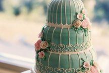 Wedding cakes !