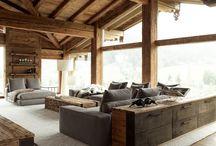 Alpine Chalet Home