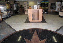 Our Showroom / Here's a look at our newly remodeled showroom!