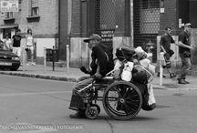 Street photography / Straat fotografie, wat je overal kan tegen komen.