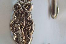 Jewelry forks