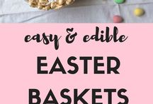 Busy bees Easter crafts