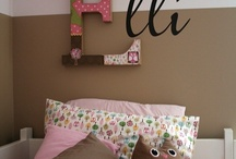 Painting ideas for the kids rooms