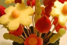 Fruit Arrangements DIY