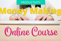 Make Extra Money / Learn how to make extra money online and gain additional profit. Discover how to blog, vlog, start your website, sell your product or service, promote your business, use social media and gain the audience.