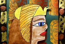 egyptiläinen taide