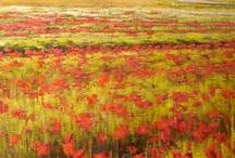 paesaggi toscani: pitture