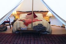 Glamping at Orchard House