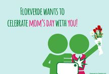 #MyMomIs / Florverde® wants to celebrate #MomsDay with you and her! we are looking for the best selfies with moms around the web! Want to join? Easy: follow @florverdeorg on Twitter and Pinterest, take the selfie with your mom, tell something about her and tag it with #MyMomIs!