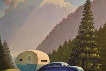 utazási plakát