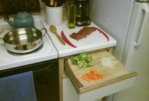 Еда Кухонные хитрости