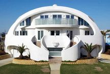 Monolithic Dome House / My favorite house design.... / by Carlos Rodriguez