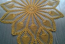 Crochê Decorativo