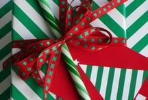 ALL WRAPPED UP / gift wrapping