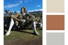 Color Grupo 1 (ULL) / Este tablero está destinado para subir las paletas de colores del Grupo 1 en la asignatura Color (2016-17) del Grado en Diseño de la Universidad de La Laguna.