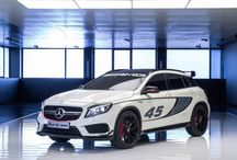 2013 Mercedes-Benz GLA45 AMG