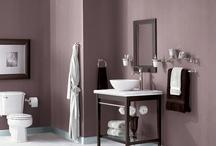 Half bath paint colors