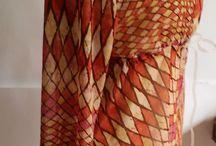 hiffon blouse with lon