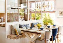 Salón cocina comedor