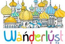 ✈ Wanderlust~Europe ✈ / by Phyllis Martin