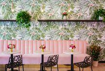 Restaurant & Shop Interiors / restaurant interiors, shop interiors, commercial interior spaces