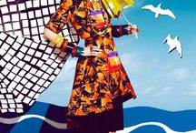 Colourfull fashion / by Jessica Tri Putri