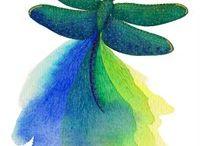 Cindy Lane watercolor