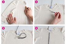 DIY одежда