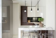 Apt kitchen design