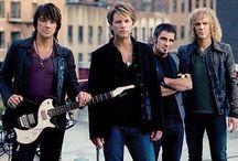 Bon Jovi / by Claire Jones
