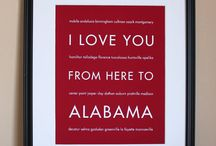 Roll tide! / by Shannon Parnell