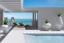 Architecture - holiday villas