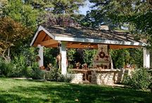 Beautiful Hardscaping Ideas / by Wendy Tressler Albright