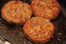 Végétariens / galettes