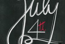 Fourth of July Printables / Patriotic printables for your craft corner.