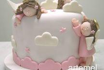 Keresztelo torta
