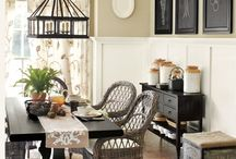 dining instyle / by Alison Farm