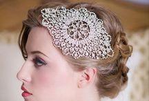Венки / Повязки на голову / Аксессуары для волос - стильные венки http://diademagrand.com.ua/venki.html