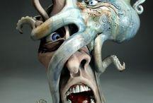 Paper masche - tvoření