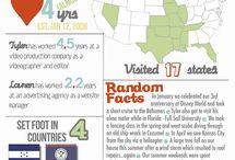 infographics / by Sarah Harris