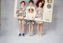 Moschino / Italian fashion house Moschino Kids was originally created in 1983 by the late Franco Moschino. This exquisite label is famous for vibrant colours, distinctive designs and imaginative styles. A world fashion phenomenon that entices the eyes of all, Moschino adores casual and stylish trends, every design surpasses ordinary and is characterised by attention to detail and distinguished style.