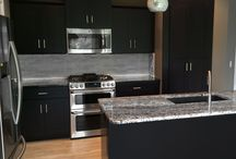 Dark Espresso Shaker Kitchen Cabinets / Quality and affordable Shaker Espresso Kitchen Cabinets from Everyday Cabinets