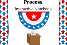 Presidential Election - Interactive Foldables
