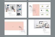 portfolio layout ideas