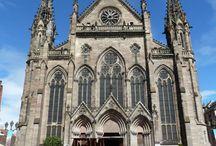 Patrimoine religieux en Alsace / L'Alsace est une terre de spiritualité depuis les temps les plus anciens !