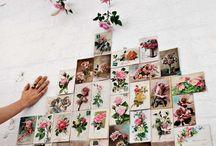 DIY - flower art