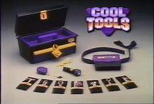 Toys: Vintage Cool Tools
