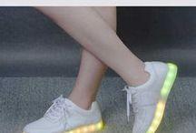Svítící boty