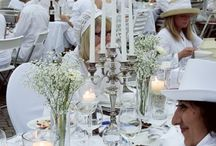 Dreyfoos in White / Inspiration for the School of the Arts Foundation event 'Dreyfoos in White'